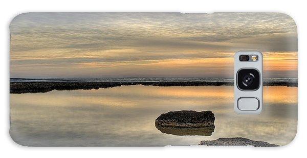 Water Ocean Galaxy Case - Golden Horizon by Stelios Kleanthous