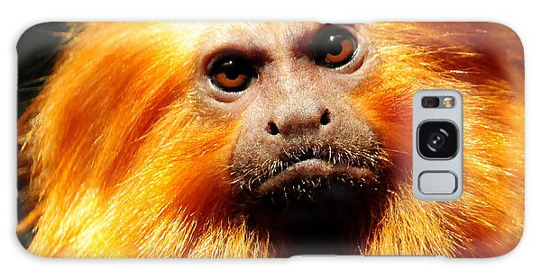 Golden Lion Tamarin Galaxy Case