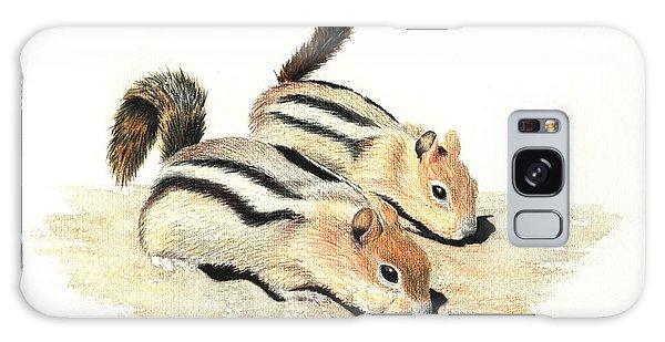 Golden-mantled Ground Squirrels Galaxy Case