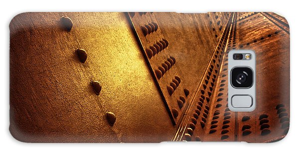 Golden Mile Galaxy Case by Andrew Paranavitana