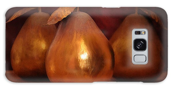 Golden Pears I Galaxy Case