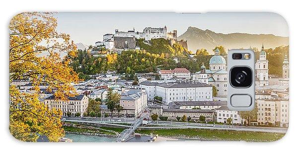 Golden Salzburg Galaxy Case by JR Photography