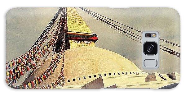 Architecture Galaxy Case - Golden Stupa by Raimond Klavins