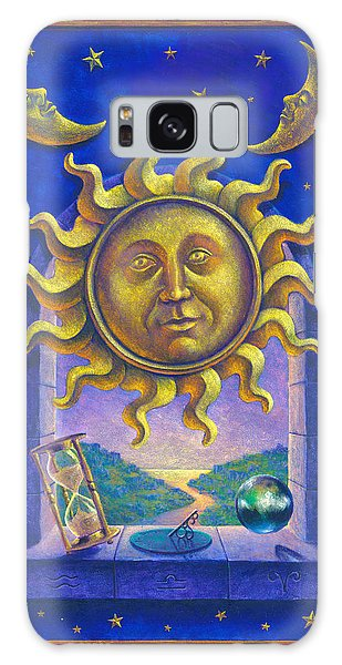 Time Frame Galaxy Case - Golden Sun Gw by MGL Meiklejohn Graphics Licensing