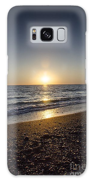 Golden Sunset2 Galaxy Case