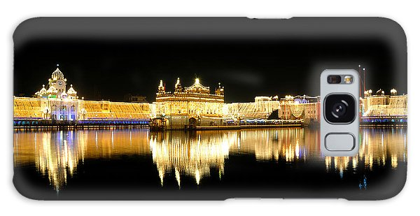 Golden Temple Galaxy Case