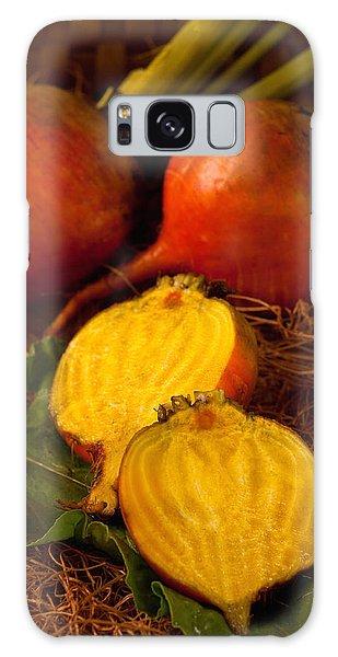 Golden Turnips Galaxy Case
