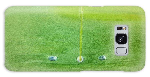 Golf Betting Galaxy Case by Geeta Biswas
