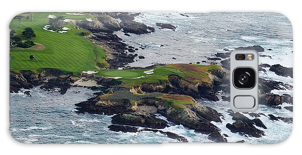 Monterey Galaxy Case - Golf Course On An Island, Pebble Beach by Panoramic Images