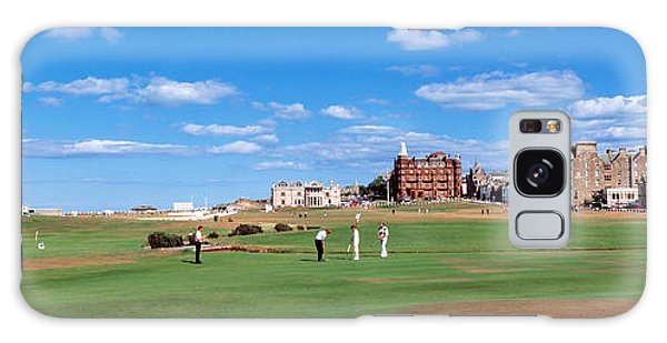 Physical Galaxy Case - Golf Course, St Andrews, Scotland by Panoramic Images