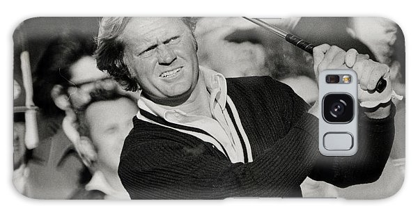 Golfer Jack William Nicklaus Born January 21 1940 Nicknamed The Golden Bear Galaxy Case