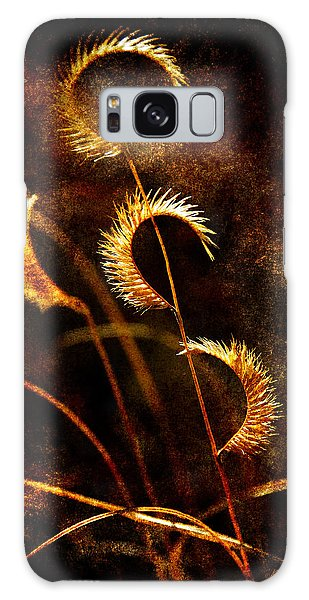 Gone To Seed Galaxy Case by Karen Slagle