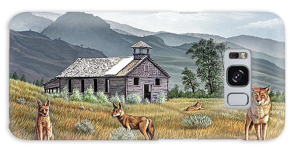 Montana Galaxy Case - Gone To The Dogs by Paul Krapf