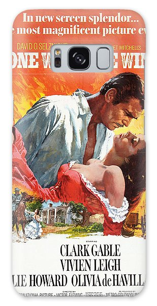 Civil Galaxy Case - Gone With The Wind - 1939 by Georgia Fowler
