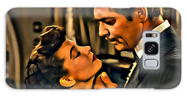 Gone With The Wind Galaxy Case