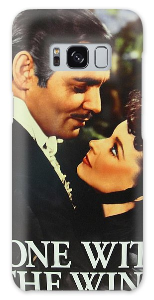 Gone With The Wind Galaxy Case by Natalie Ortiz