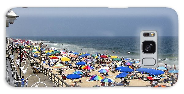 Good Beach Day At Bethany Beach In Delaware Galaxy Case