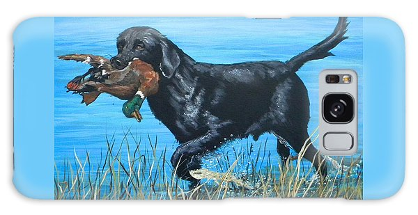 Good Dog Galaxy Case by Jeanette Jarmon