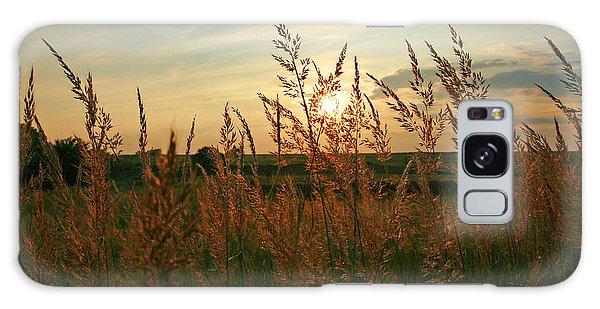 Good Morning Sunshine Galaxy Case by Shirley Heier