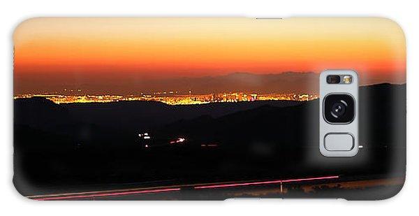 Good Morning Vegas Galaxy Case