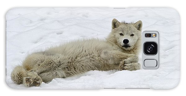 Good Wolfie ... Galaxy Case