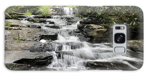 Goose Creek Falls Galaxy Case