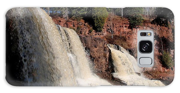 Gooseberry Falls Galaxy Case by James Peterson