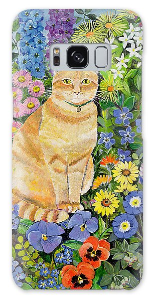 Gordon S Cat Galaxy Case