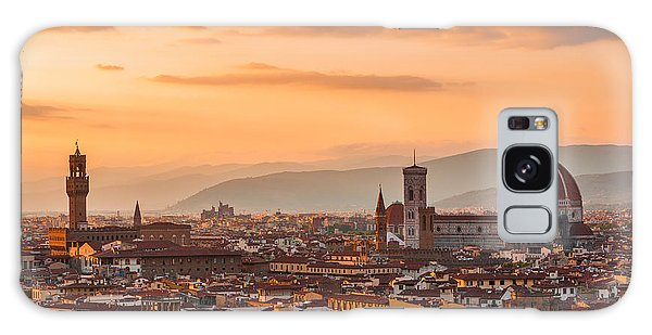 Gorgeous Florence City Galaxy Case