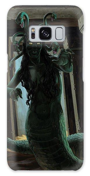 Gorgon Medusa Galaxy Case
