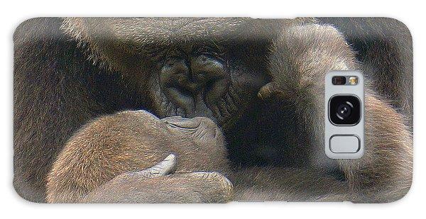 Gorilla Kiss Galaxy Case