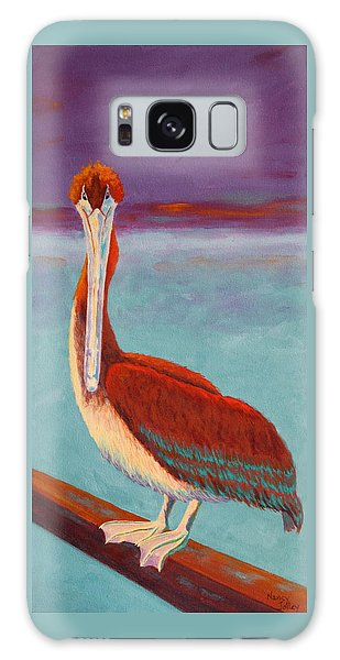 Got Fish? Galaxy Case by Nancy Jolley