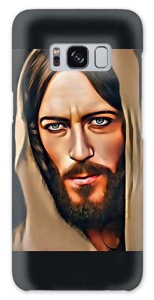Got Jesus? Galaxy Case by Karen Showell