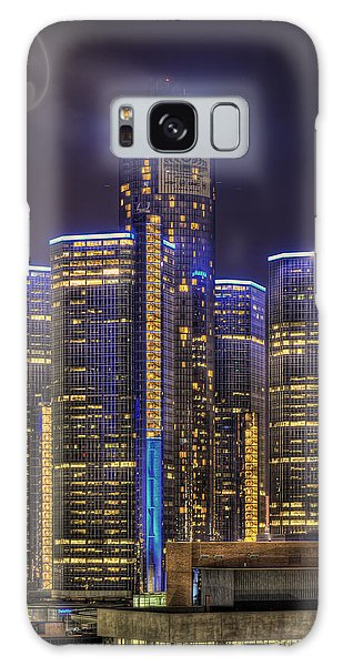 Gotham Detroit Galaxy Case