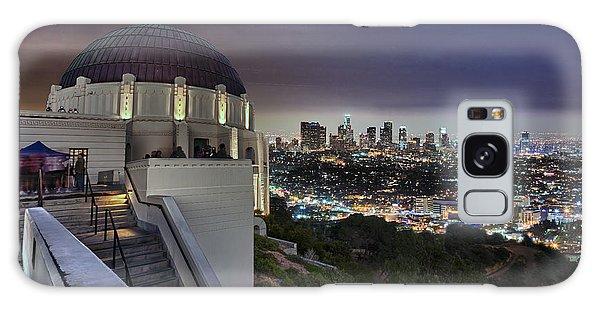 Gotham Griffith Observatory Galaxy Case