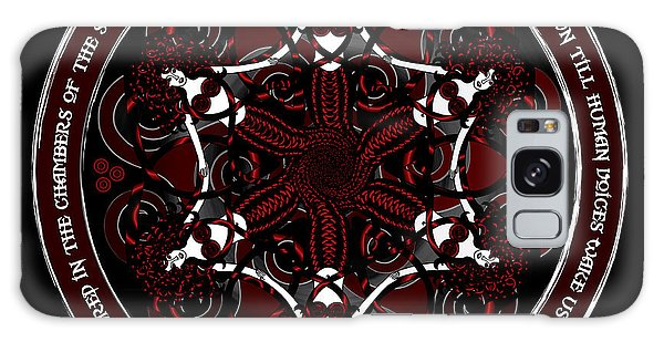 Gothic Celtic Mermaids Galaxy Case