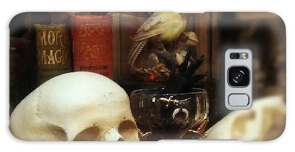 Steampunk Galaxy Case - Gothic Curio by Rachel Waters