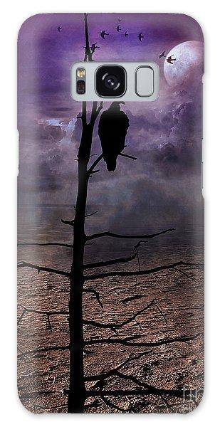Gothic Dream  Galaxy Case by Andrea Kollo