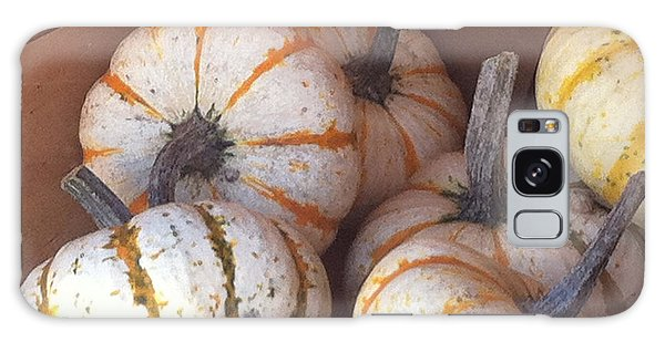 Gourd Harvest Galaxy Case by Denyse Duhaime