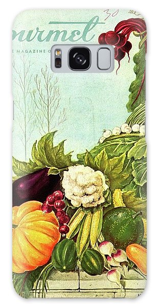 Gourmet Cover Illustration Of A Cornucopia Galaxy Case