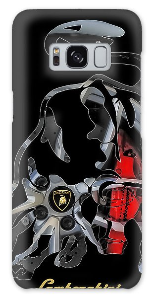 Grab The Bull By The Horns Galaxy Case