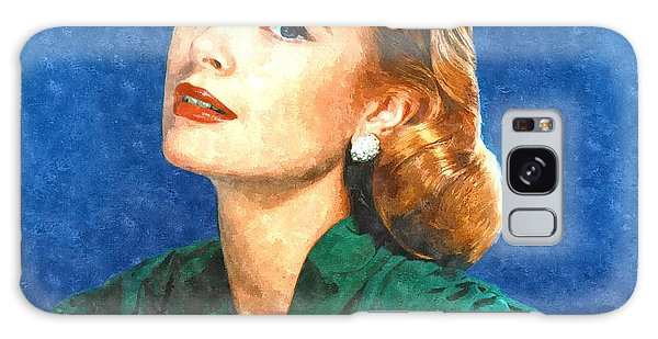 Grace Kelly Painting Galaxy S8 Case