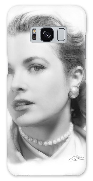 Grace Kelly Pencil Galaxy S8 Case
