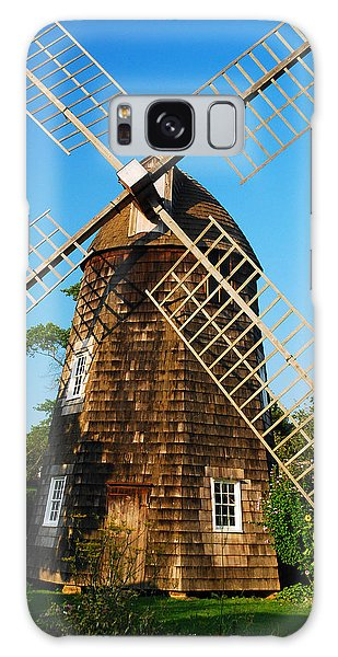 Graceful Windmill Galaxy Case by James Kirkikis