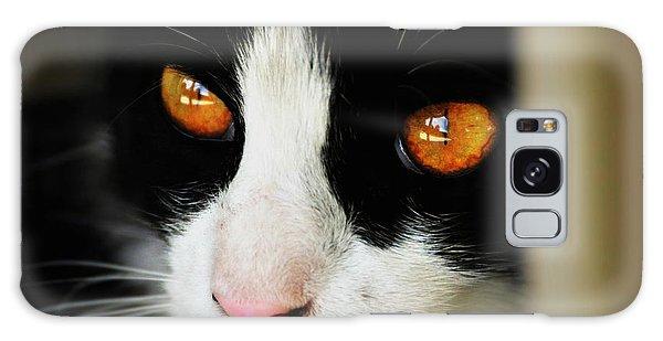Gracie's Eyes Galaxy Case