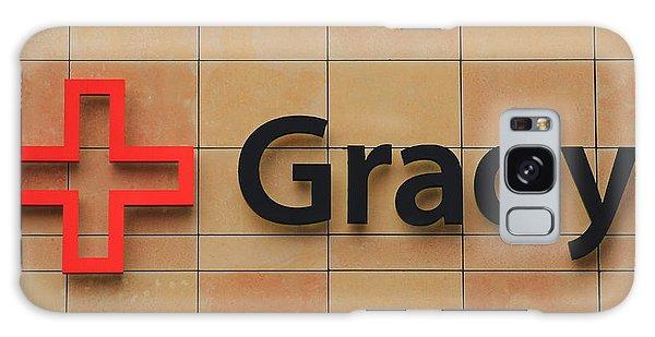 Grady Hospital Atlanta Georgia Art Galaxy Case