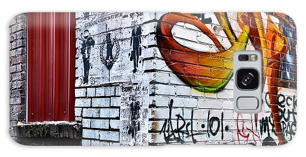 Graffiti Alley Galaxy Case