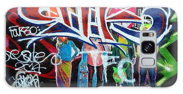 Graffiti Art Galaxy Case