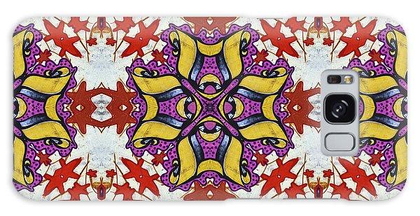 Graffito Kaleidoscope 40 Galaxy Case