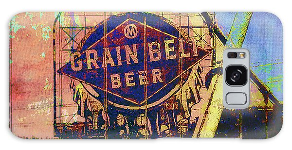 Grain Belt Beer Galaxy Case